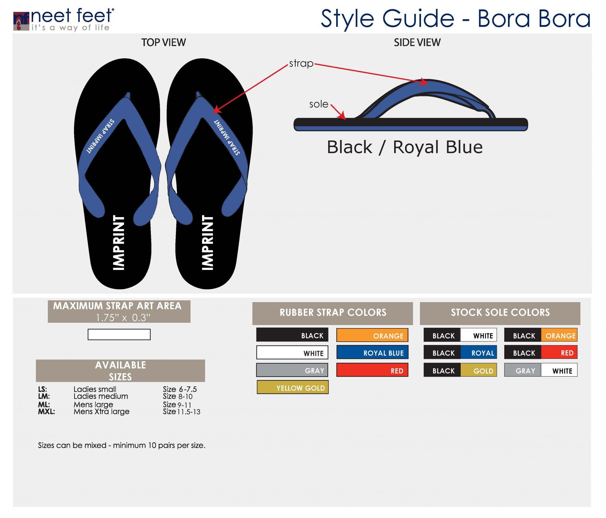 Bora Bora Style Guide