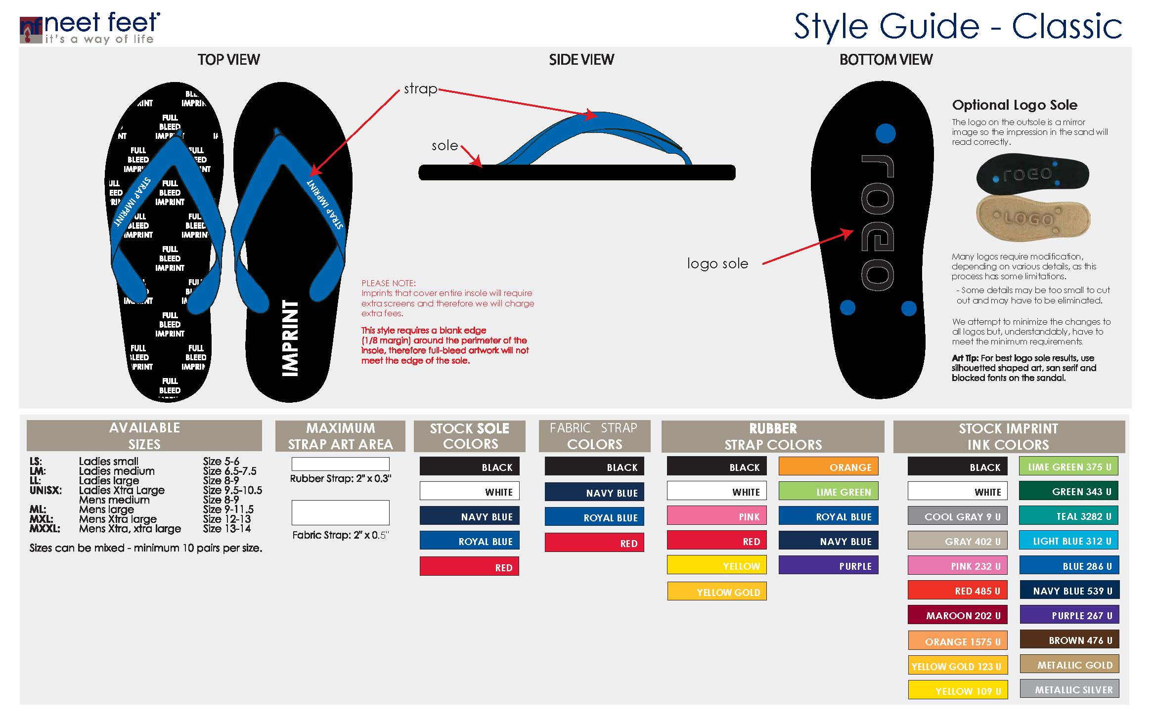 Classic Style Guide