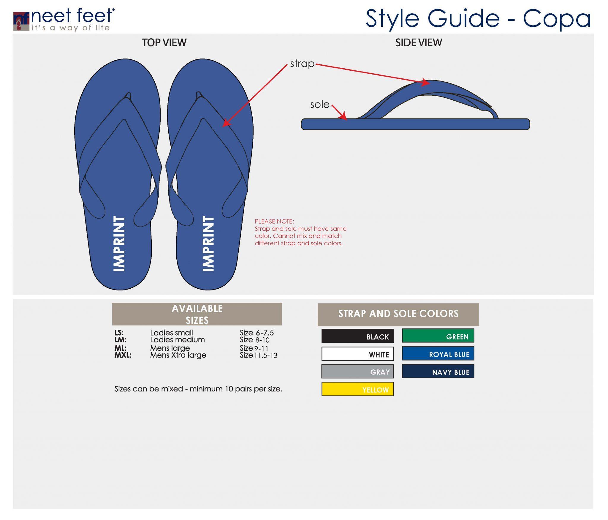 Copa Style Guide
