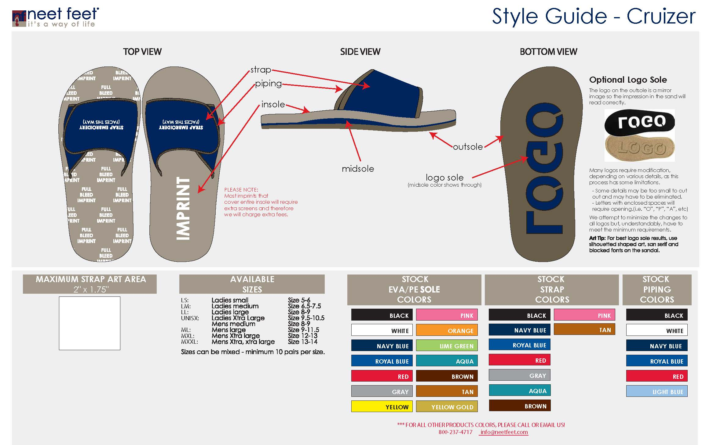 Cruizer Style Guide