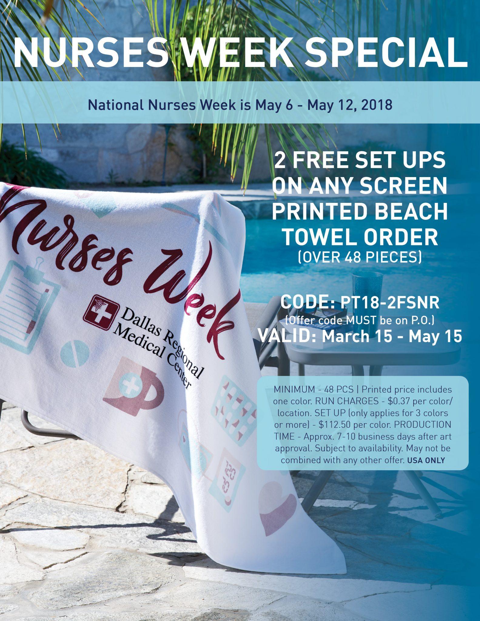 Nurses Week Special