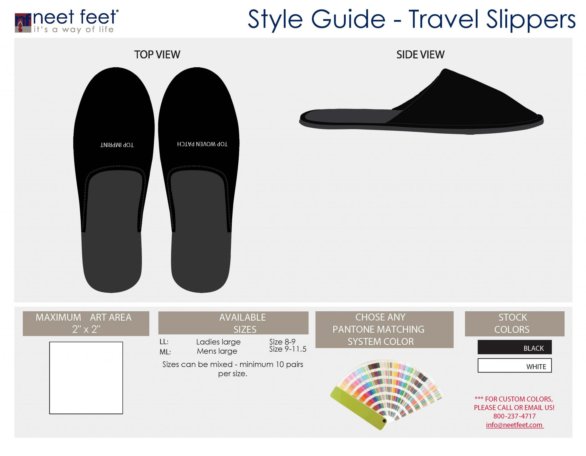 Travel Slippers Style Guide